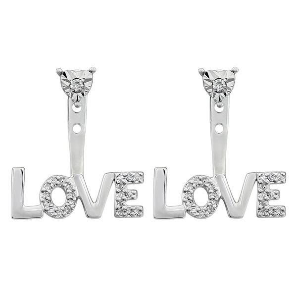 Diamond Earrings Doland Jewelers, Inc. Dubuque, IA