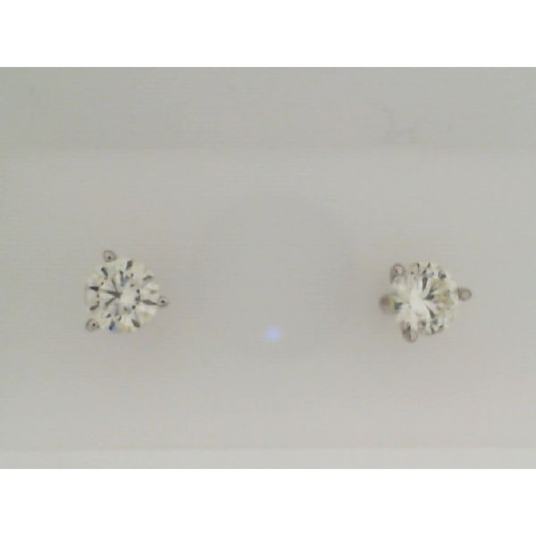 Diamond Stud Earrings Doland Jewelers, Inc. Dubuque, IA