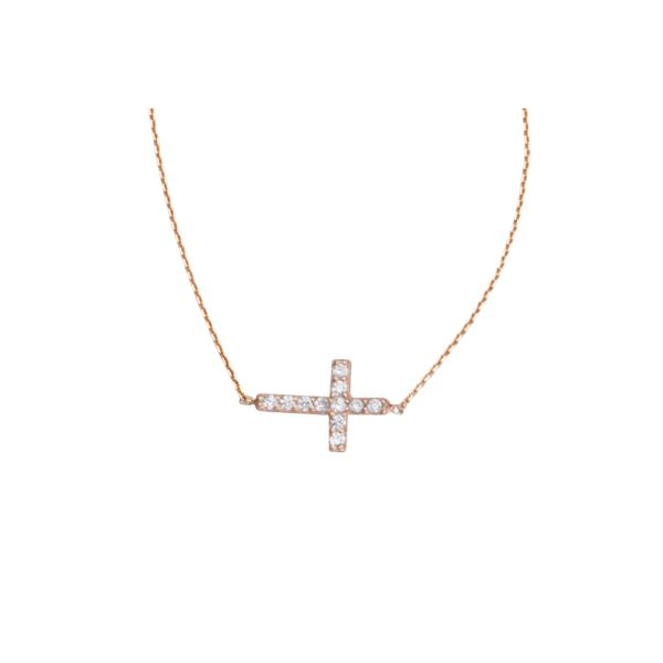 Cross Necklace Doland Jewelers, Inc. Dubuque, IA