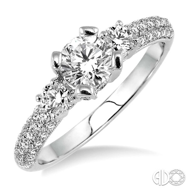 DIAMOND ENGAGEMENT RING Dondero's Jewelry Vineland, NJ