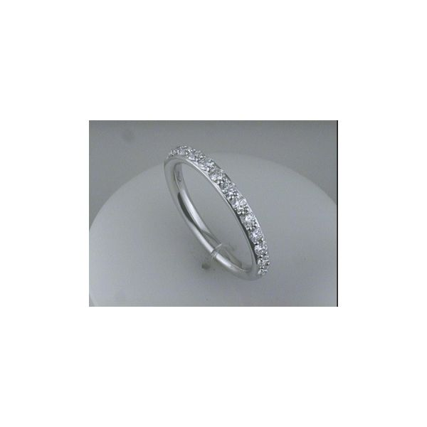 DIAMOND WEDDING BAND Dondero's Jewelry Vineland, NJ