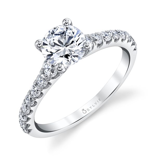 SOLITAIRE ENGAGEMENT RING Dondero's Jewelry Vineland, NJ