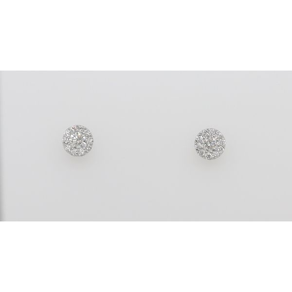 Diamond Earrings Dondero's Jewelry Vineland, NJ