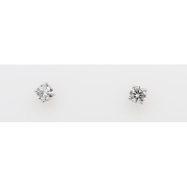 Diamond Stud Earrings Dondero's Jewelry Vineland, NJ