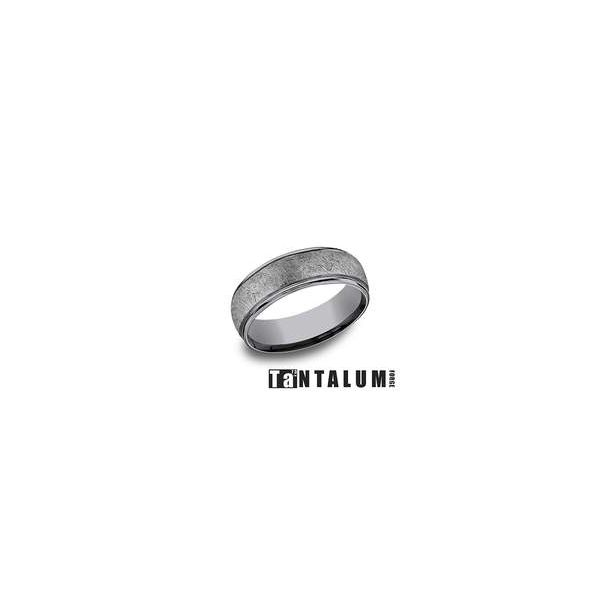 TANTALUM WEDDING BAND Dondero's Jewelry Vineland, NJ