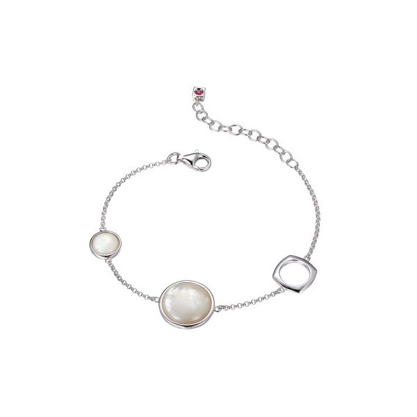 ELLE  MTHER of PEARL BRACELET Dondero's Jewelry Vineland, NJ