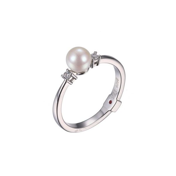 ELLE PEARL RING Dondero's Jewelry Vineland, NJ