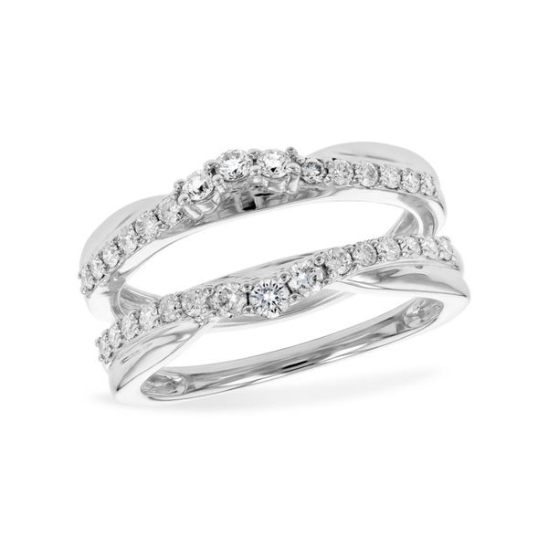 Allison Kaufman Diamond Wedding Ring Don's Jewelry & Design Washington, IA