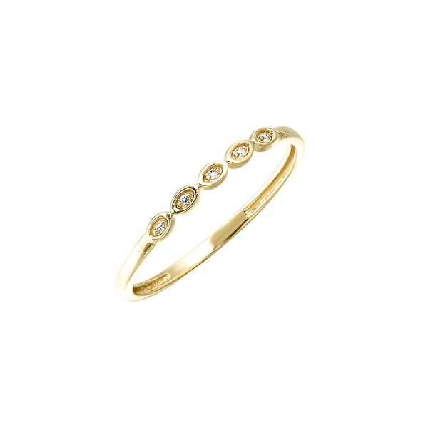 10kt Yellow Gold Diamond Ring Don's Jewelry & Design Washington, IA