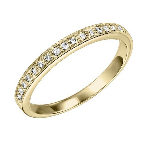 14kt Yellow Gold Diamond Ring Don's Jewelry & Design Washington, IA