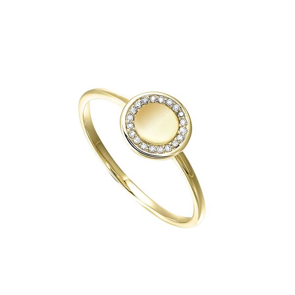 10kt Yellow Gold Diamond Fashion Ring Don's Jewelry & Design Washington, IA