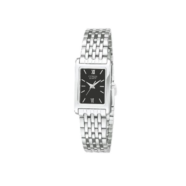Ladies Stainless Steel Citizen Quartz Watch Don's Jewelry & Design Washington, IA