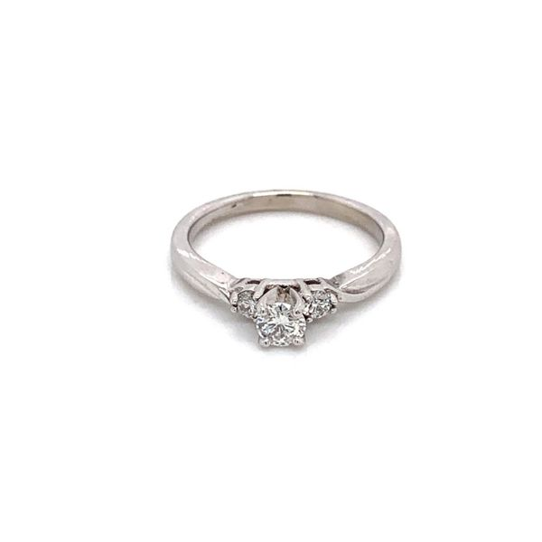 CO8A13 Ostbye, Engagement Ring, Love