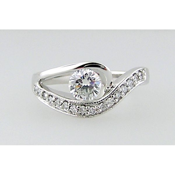 Engagement Ring Draeb Jewelers Inc Sturgeon Bay, WI