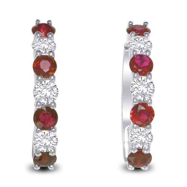 Gemstone Earrings Elgin's Fine Jewelry Baton Rouge, LA