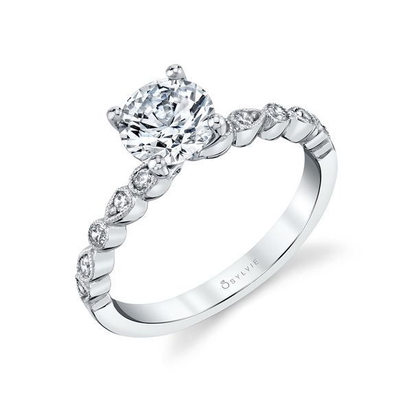 Diamond Engagement Ring Elgin's Fine Jewelry Baton Rouge, LA