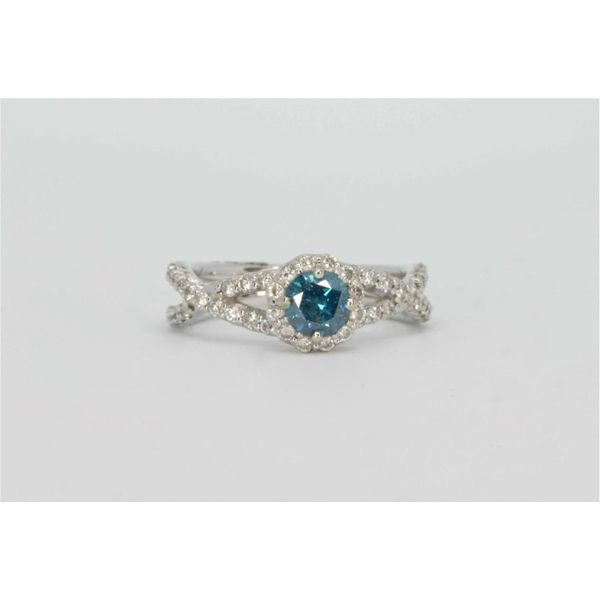 Diamond Fashion Ring E.M. Smith Jewelers Chillicothe, OH