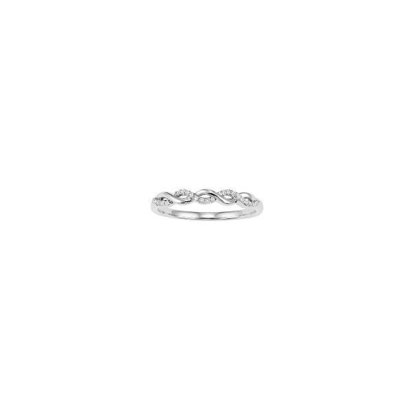 Diamond Stackable Ring E.M. Family Smith Jewelers Chillicothe, OH