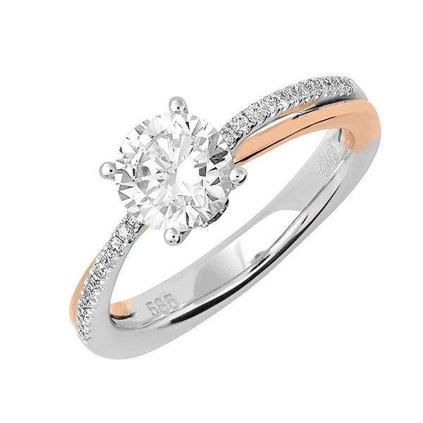 Chatham Semi-Mount Engagement Ring E.M. Family Smith Jewelers Chillicothe, OH