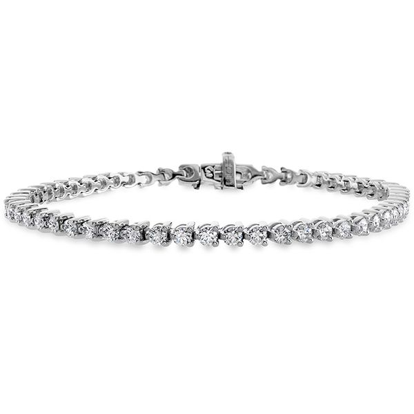 Hearts on Fire Select Temptation 3-Prong Bracelet E.M. Family Smith Jewelers Chillicothe, OH