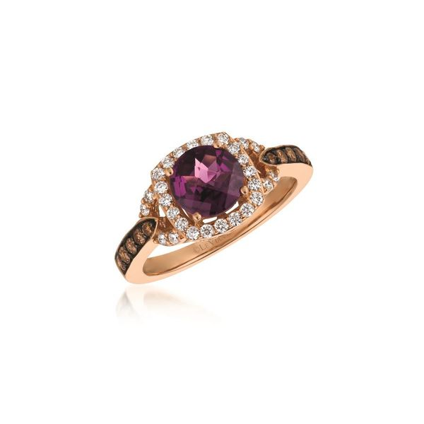Colored Stone Ring E.M. Smith Jewelers Chillicothe, OH