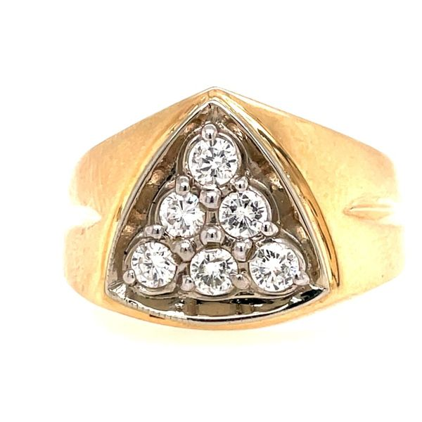 Gents Diamond Ring  (Consignment) E.M. Smith Family Jewelers Chillicothe, OH