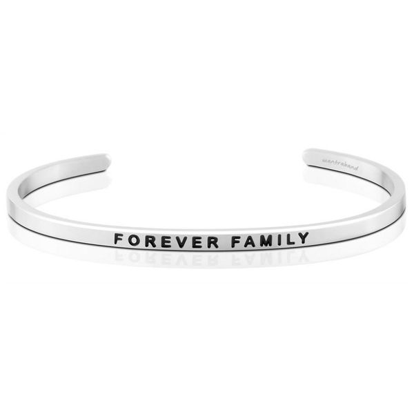 Forever Family Bangle Bracelet E.M. Family Smith Jewelers Chillicothe, OH