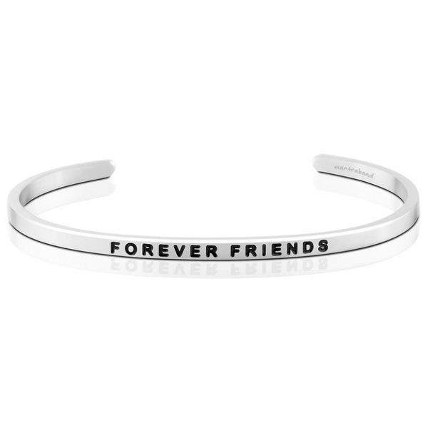 Forever Friends Bangle Bracelet E.M. Family Smith Jewelers Chillicothe, OH