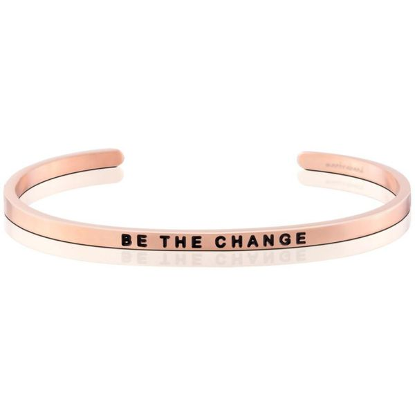 Be The Change Bangle Bracelet E.M. Family Smith Jewelers Chillicothe, OH