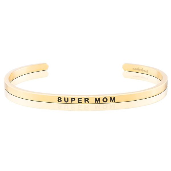 Super Mom Bangle Bracelet E.M. Smith Family Jewelers Chillicothe, OH
