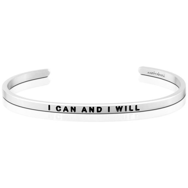 I Can And I Will Bangle Bracelet E.M. Smith Family Jewelers Chillicothe, OH