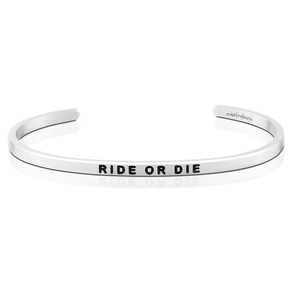 RIDE OR DIE-SILVER E.M. Smith Family Jewelers Chillicothe, OH