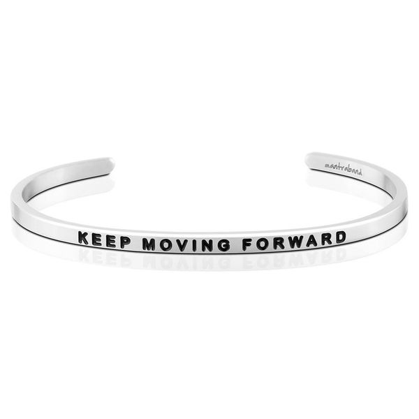 Keep Moving Forward Bangle Bracelet E.M. Smith Family Jewelers Chillicothe, OH