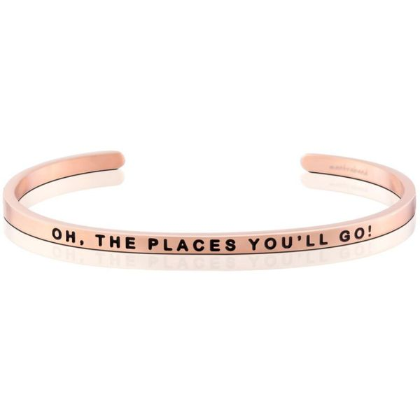 Oh, The Places You'll Go Bangle Bracelet E.M. Smith Family Jewelers Chillicothe, OH