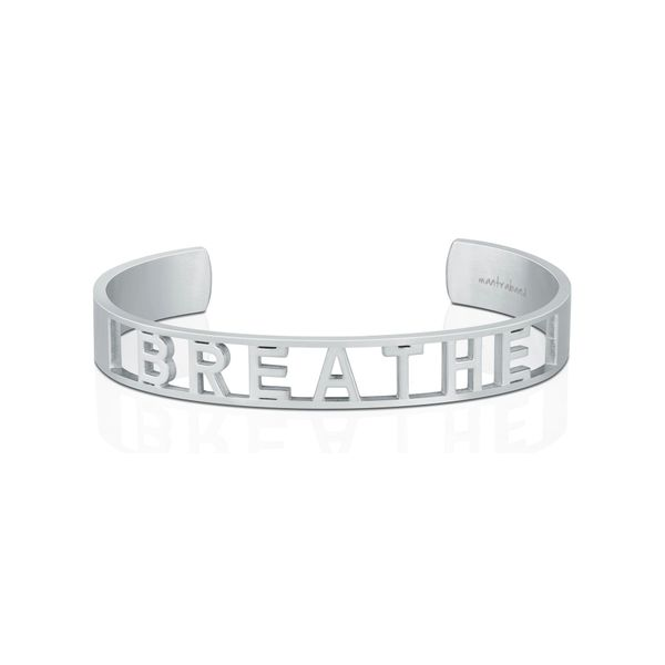 Breathe Bangle Bracelet E.M. Smith Family Jewelers Chillicothe, OH