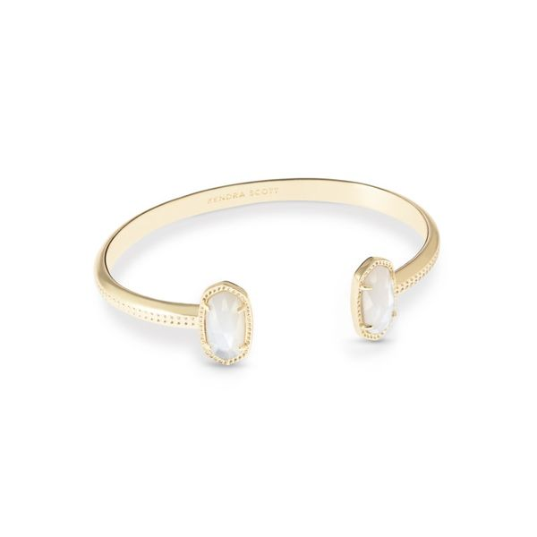 Kendra Scott Elton Cuff Bracelet E.M. Smith Family Jewelers Chillicothe, OH