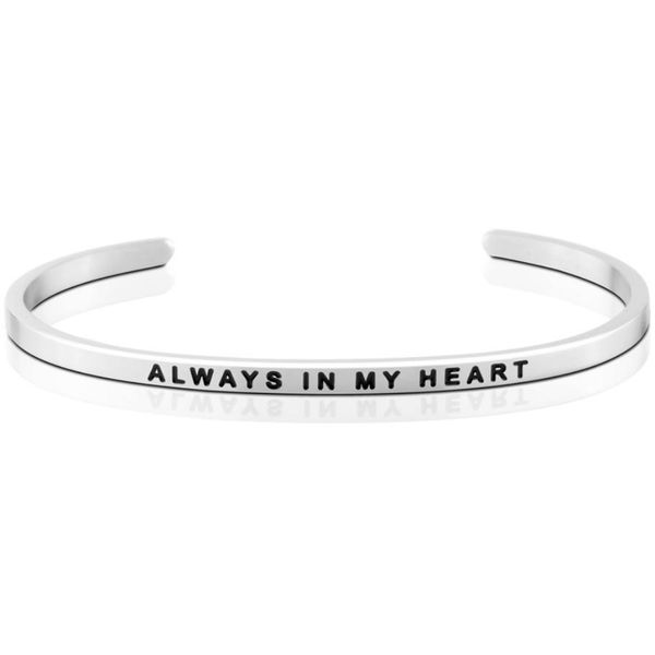Always In My Heart Bangle Bracelet E.M. Smith Family Jewelers Chillicothe, OH