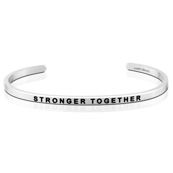 Stronger Together Bangle Bracelet E.M. Smith Family Jewelers Chillicothe, OH