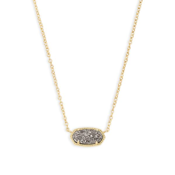 Kendra Scott Elisa Pendant Necklace E.M. Smith Family Jewelers Chillicothe, OH