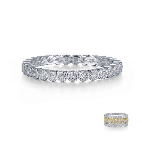 Stackable Eternity Band E.M. Family Smith Jewelers Chillicothe, OH