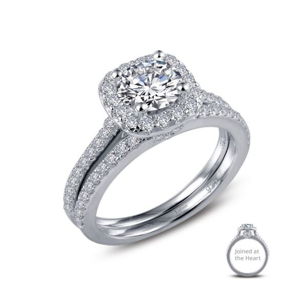 Joined-At-The-Heart Wedding Set E.M. Family Smith Jewelers Chillicothe, OH