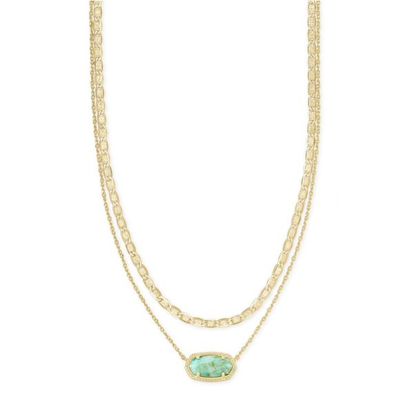 Kendra Scott Elisa Necklace E.M. Family Smith Jewelers Chillicothe, OH
