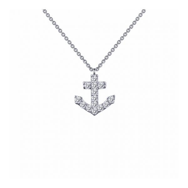 Anchor Necklace E.M. Family Smith Jewelers Chillicothe, OH