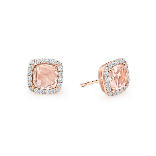 Halo Stud Earrings E.M. Family Smith Jewelers Chillicothe, OH