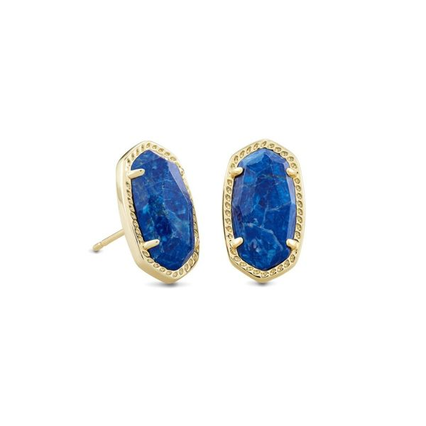 Kendra Scott Ellie Stud Earring E.M. Smith Family Jewelers Chillicothe, OH
