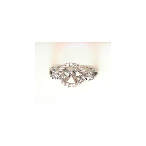 DIAMOND ENGAGEMENT MOUNTING Erickson Jewelers Iron Mountain, MI
