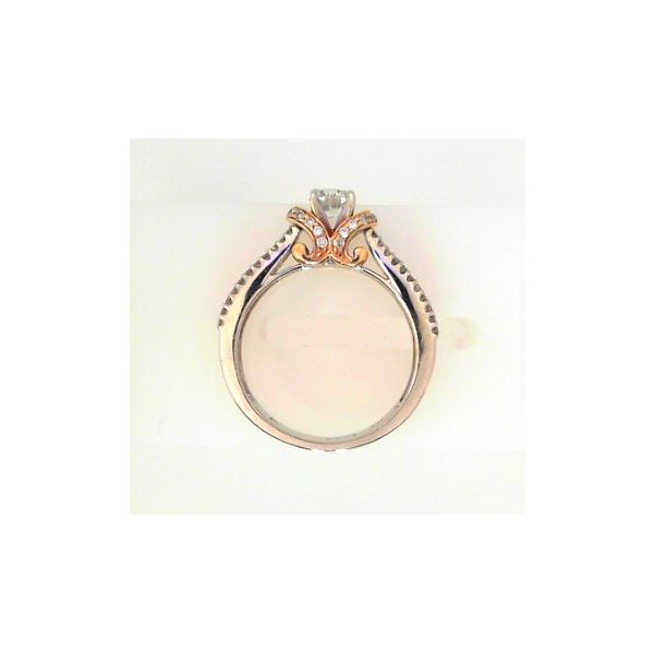 DIAMOND ENGAGEMENT RING (COMPLETE) Image 2 Erickson Jewelers Iron Mountain, MI