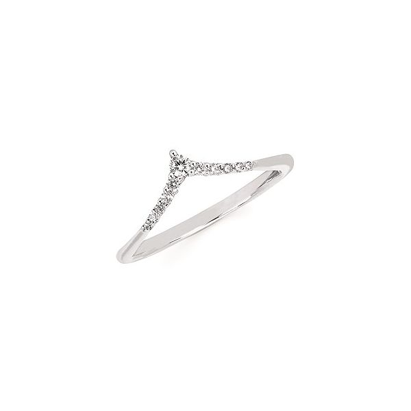 WHITE GOLD DIAMOND BAND Erickson Jewelers Iron Mountain, MI