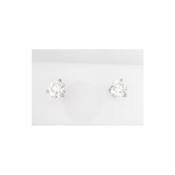 DIAMOND STUD EARRINGS Erickson Jewelers Iron Mountain, MI