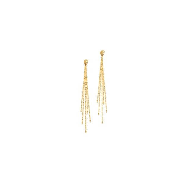 14KY CHAIN EARRING EXTENTIONS Erickson Jewelers Iron Mountain, MI